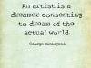 an-artist-is-a-dreamer