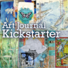 Art Journal Kickstarter final artists_160