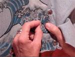 Freeman Zachery Handstitching 150