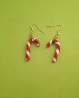 candy cane earrings_160