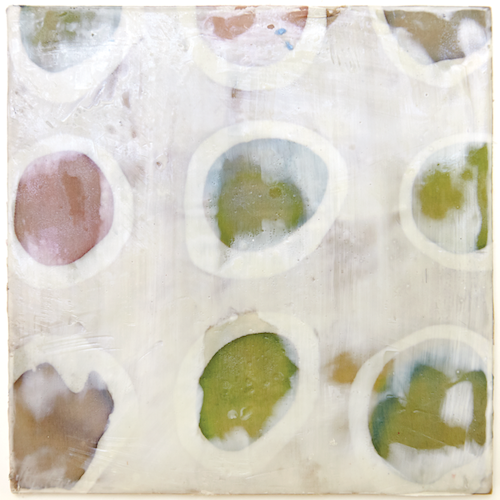 Surface Design And Encaustic